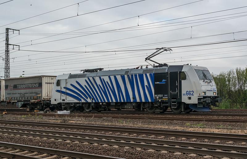Lok 185-662 Wunstorf 12 September 2018