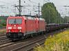 DB 185-310 + 185-359 Wunstorf 13 September 2018