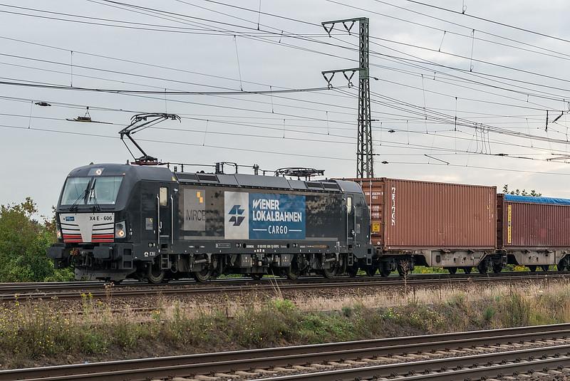 MRCE 193-606 Wunstorf 12 September 2018