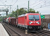 DB 187-109 Hannover Linden-Fischerhof 13th September 2018