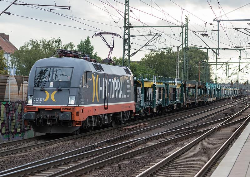 Hector 182-531 Hannover Linden-Fischerhof 13th September 2018