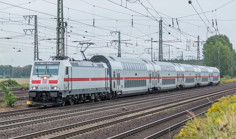 DB 146-577 Wunstorf 13 September 2018