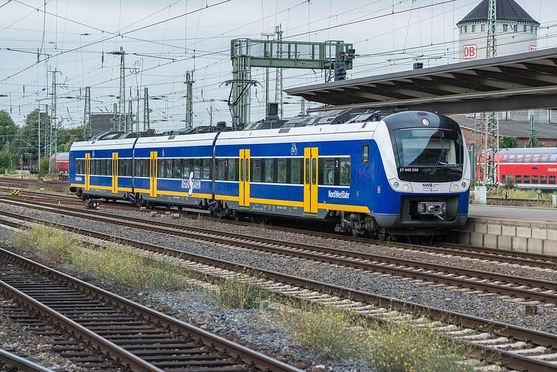 NWB 440-330 Bremen Hbf. 11 September 2018