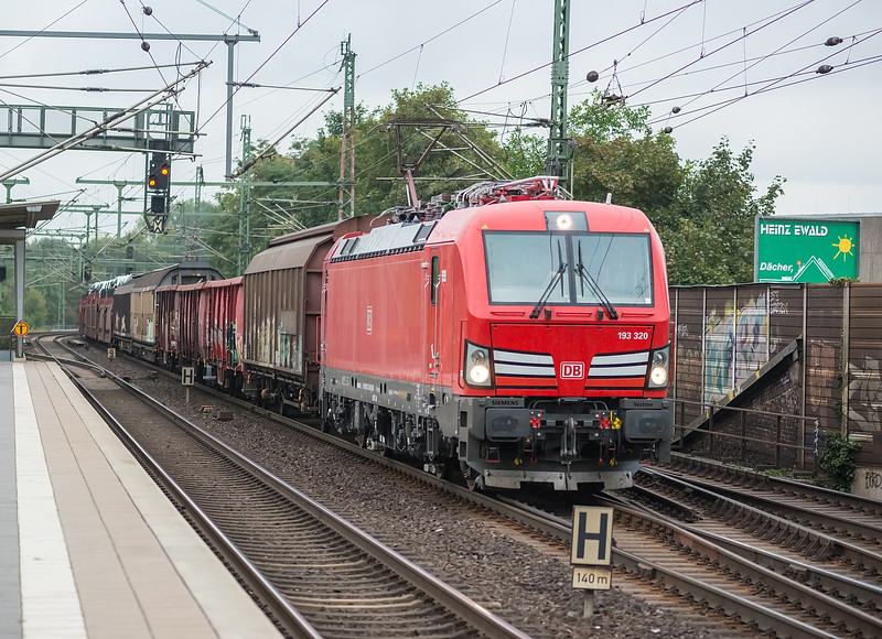 DB 193-320 Hannover Linden-Fischerhof 12 September 2018