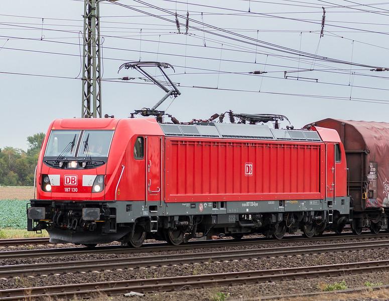DB 187-130 Wunstorf 13 September 2018