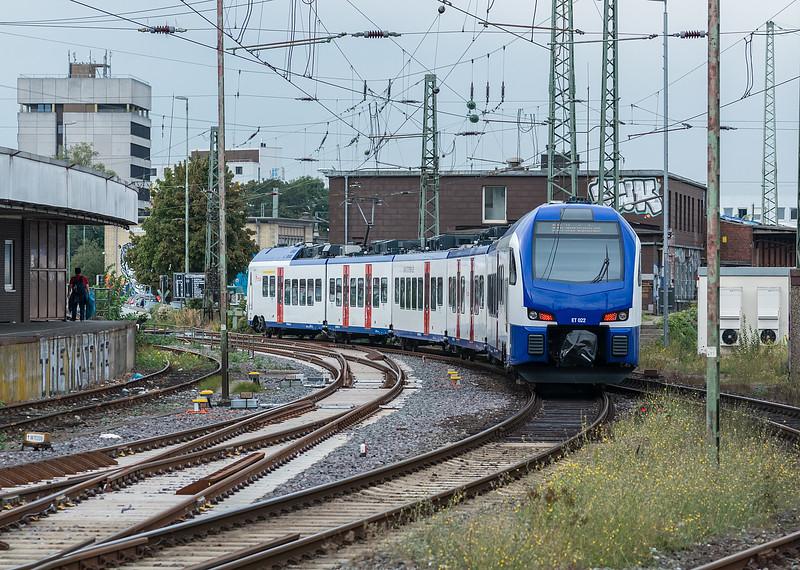 Transdev 1429-022 Bremen Hbf. 11 September 2018