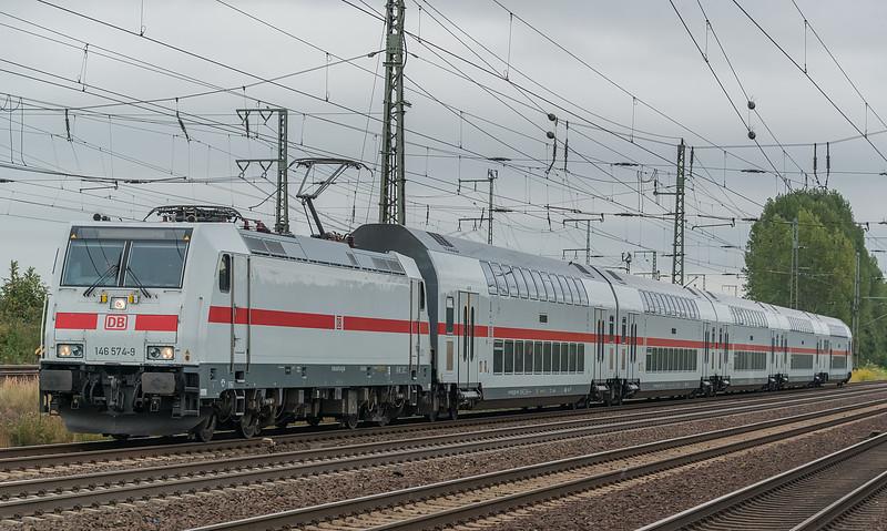 DB 146-574 Wunstorf 12 September 2018