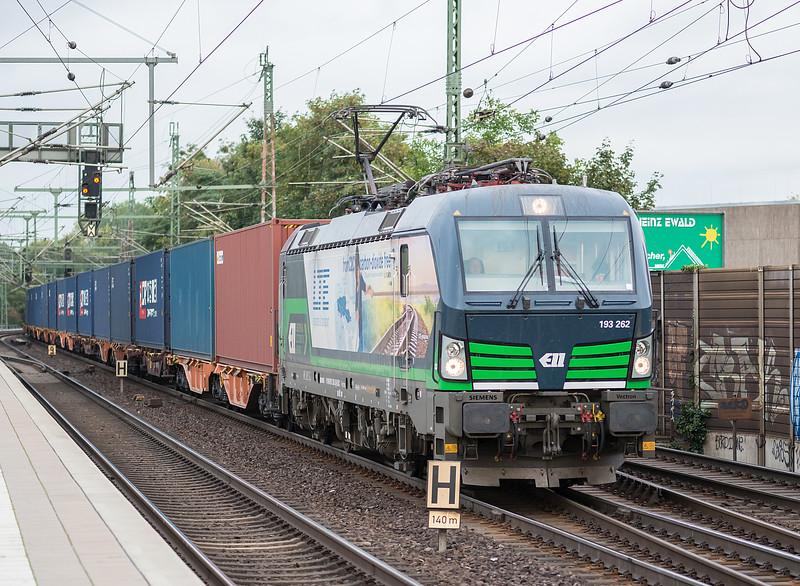 ELL 193-262 Hannover Linden-Fischerhof 13th September 2018