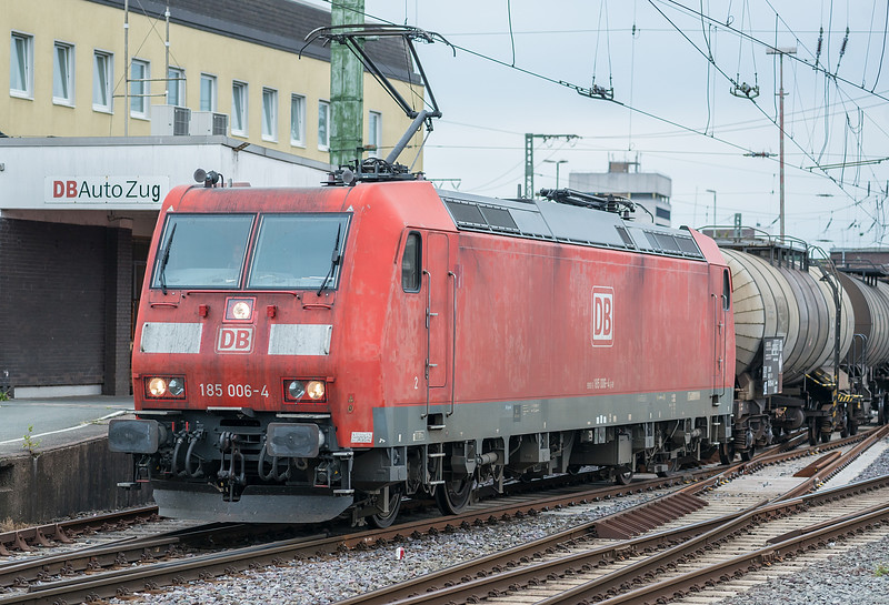 DB 185-006 Bremen Hbf. 11 September 2018