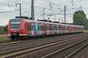 DB 424-026 + 424-017 Wunstorf 12 September 2018