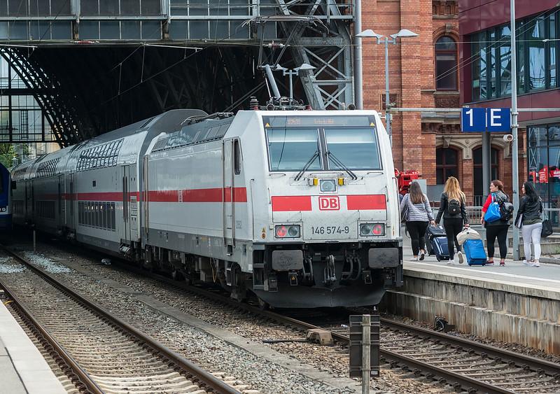 DB 146-274 Bremen Hbf. 11 September 2018