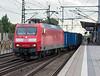 DB 145-001 Hannover Linden-Fischerhof 13th September 2018