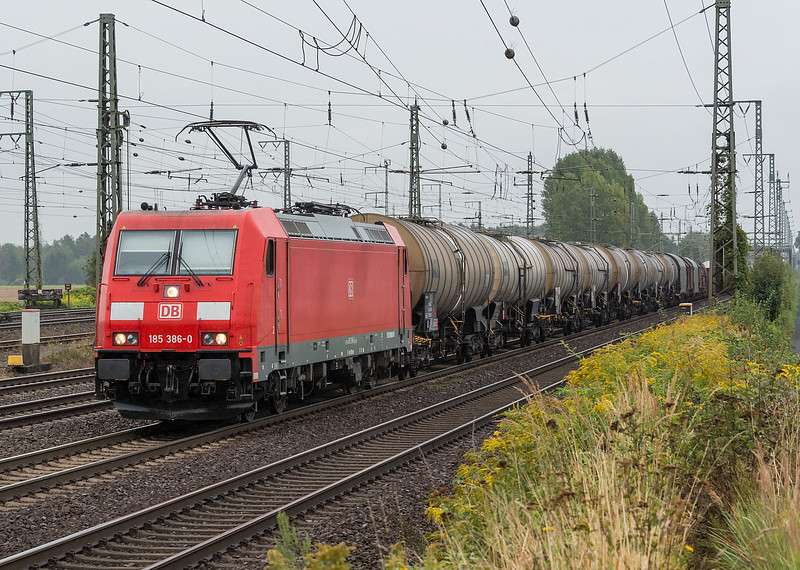 DB 185-386 Wunstorf 13 September 2018