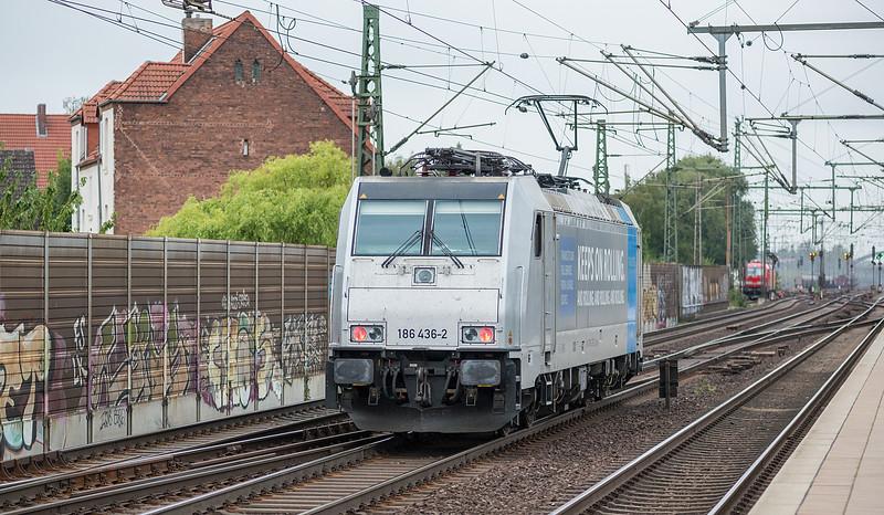 RPool 186-436 Hannover Linden-Fischerhof 12 September 2018