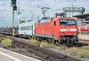 DB 152-023 Bremen Hbf. 14th September 2018