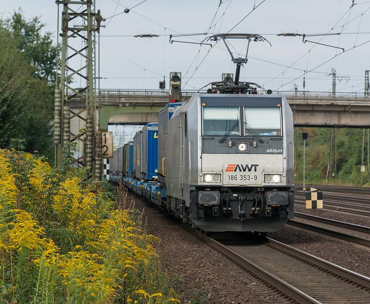 Akiem 186-353 Wunstorf 12 September 2018