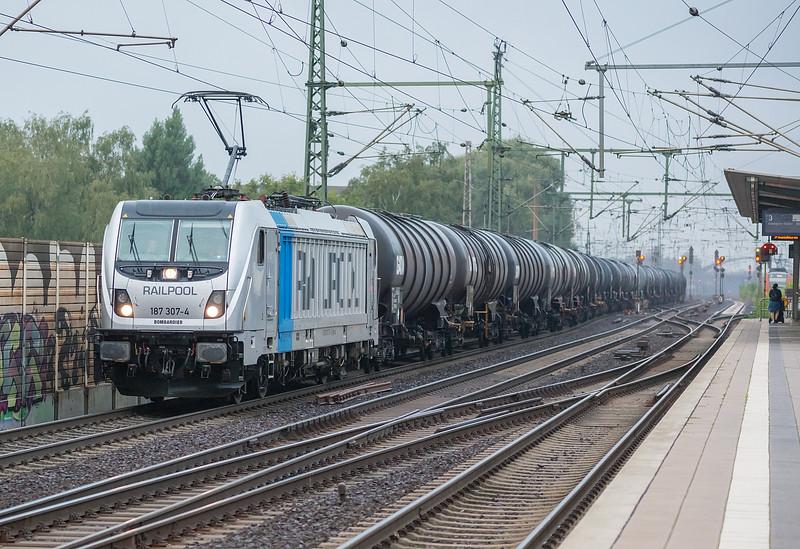 RPool 187-307 Hannover Linden-Fischerhof 12 September 2018