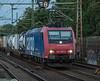 SBB Cargo 482-029 Hannover Linden-Fischerhof 13th September 2018