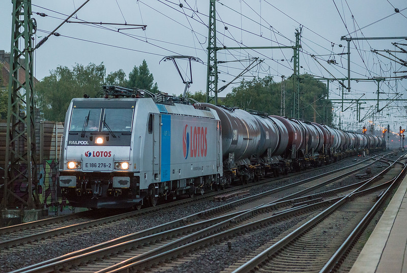 RPool 186-276 Hannover Linden-Fischerhof 12 September 2018