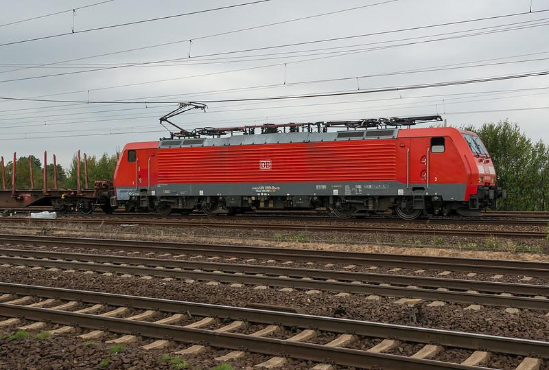 DB 189-059 Wunstorf 12 September 2018