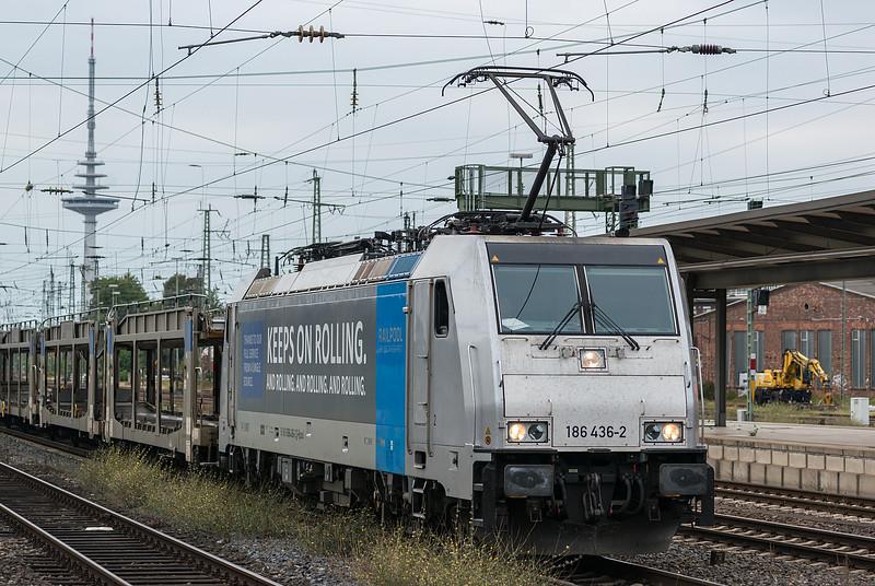 RPool 186-436 Bremen Hbf. 11 September 2018