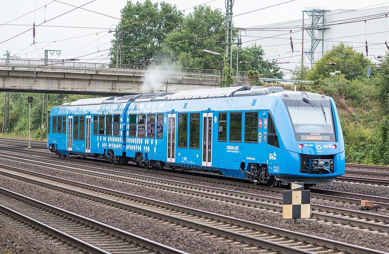 EVB 654-601 Wunstorf 13 September 2018