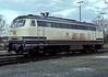 DB 218.218 at Bw Nurnberg Rbf. on 28 April 1990
