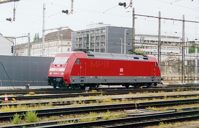 101 114 at Basel on 30th August 2003