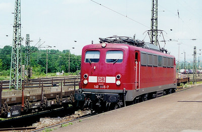 140 865 at Weil am Rhein on 13th June 2002