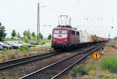 140 743 at Bad Krozingen on 11th June 2002