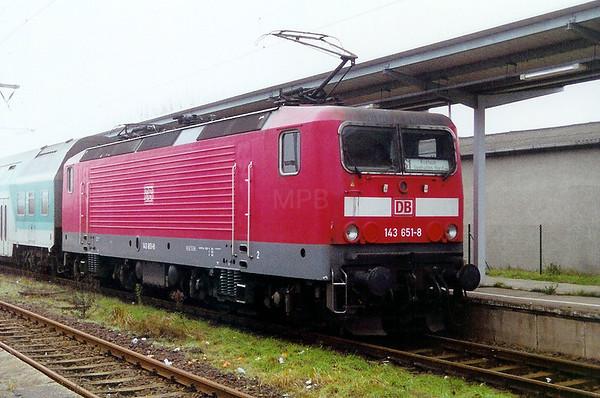 D Class 143
