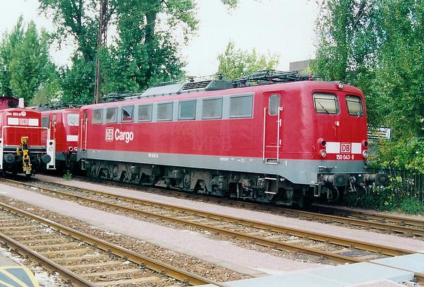 D Class 150