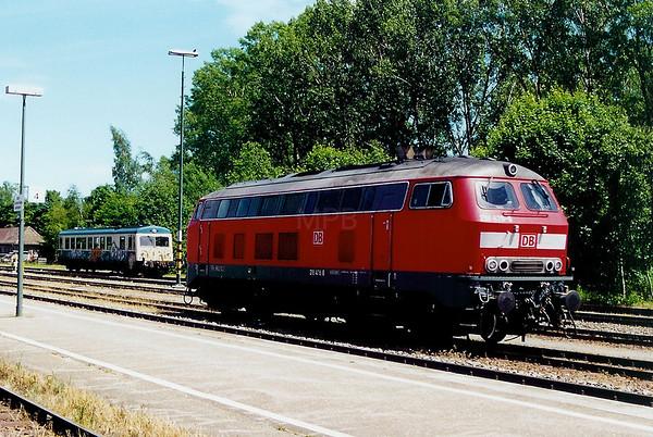 D Class 218