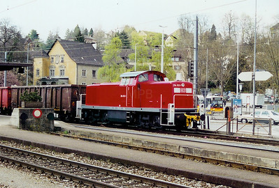 294 163 at Schaffhausen on 25th March 2002