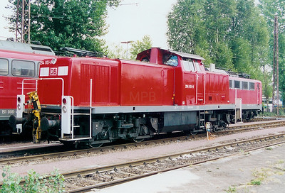 294 951 at Dillingen (Saar) on  on 31st August 2003