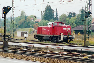 294 102 at Traunstein on 12th October 2003