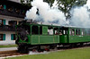 Chiemsee Rly 0-4-0T, Stock, Bavaria, 30 June 2006 4