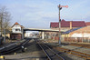 Nordhausen Nord station, Thurs 10 February 2011 1.