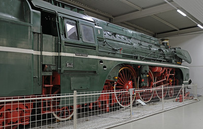Steam locos at Sinsheim & Speyer Technology Museums, Germany, 2013
