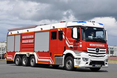 Industrial Fire Brigade / Werkfeuerwehr