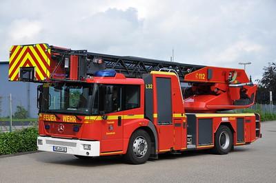 Professional Fire Brigades / Berufsfeuerwehr