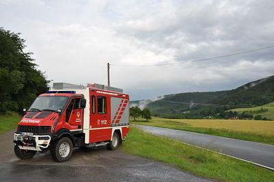 Volunteer Fire Brigade / Freiwillige Feuerwehr