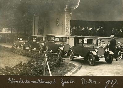 Baden-Baden Opel Presentation