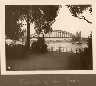 Rheinbrücke-Bonn