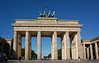 Front of Brandenburg Gate