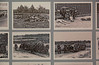 Photos taken at Bergen-Belsen before the camp was liberated