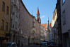 Street scene near Marienplatz