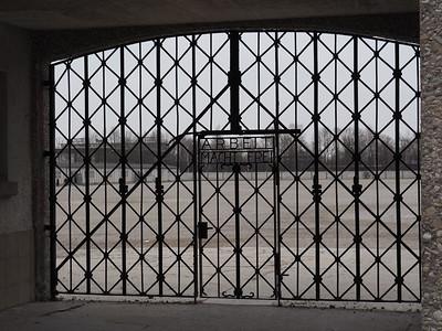 Dachau Gates