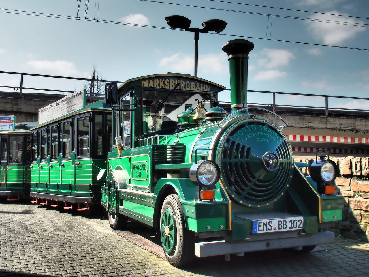 Marksburg Train