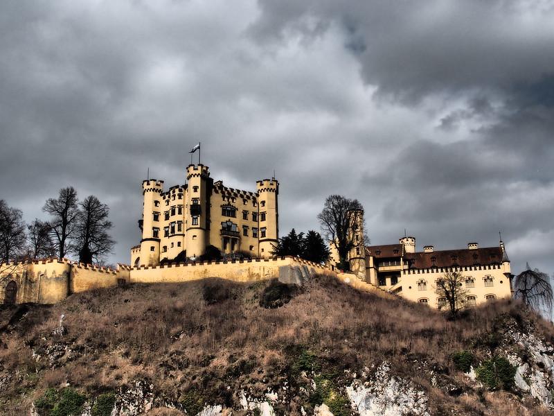 Hohenshwangau Castle, Germany